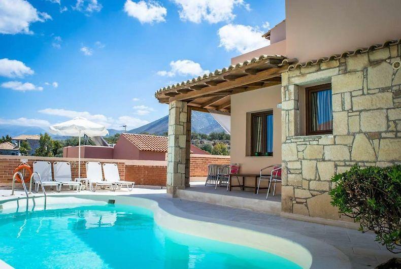 Nine Muses Villas Villa Nymfe Hersonissos Crete